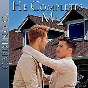 He Completes Me narrated by Alexander Collins