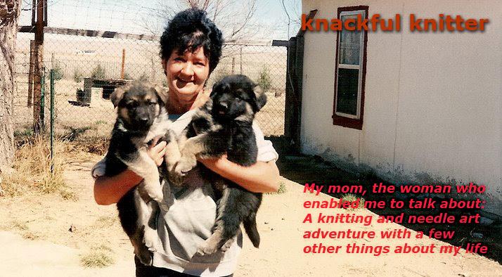 knackful knitter