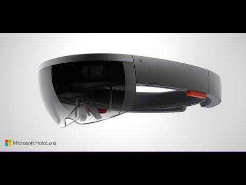 جهاز Hololens من مايكروسوفت بالإضافة للعبة تجمع 70 مليون من المتبرعون وأشياء أخرى