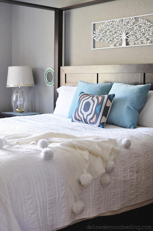 Master Bedroom Reveal, Delineateyourdwelling.com