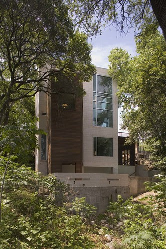 mount bonnell modern architecture