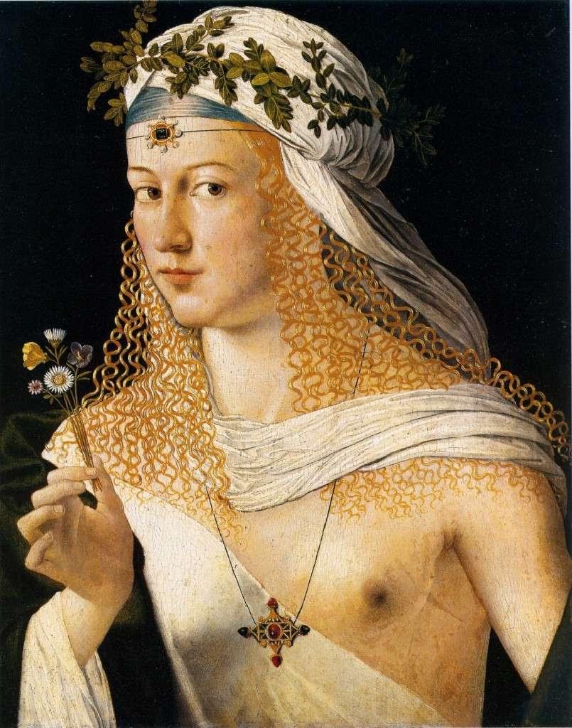 Πίνακας του Bartolomeo Veneto (1502 - 1546)