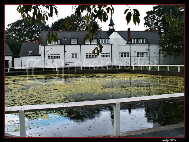 picture of Whitburn village pond, South Tyneside