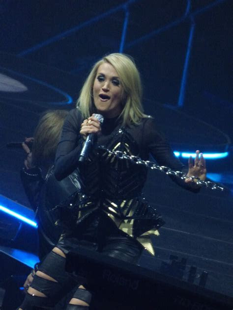 Carrie Underwood Brings A Night of Storytelling to Boston