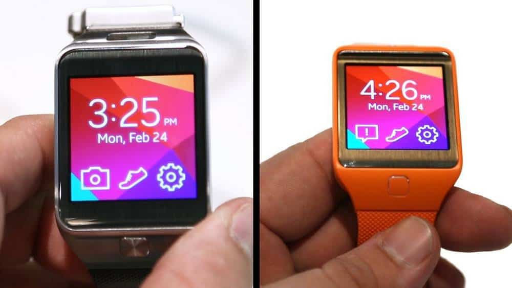 Samsung vende mais de 500.000 smartwatches