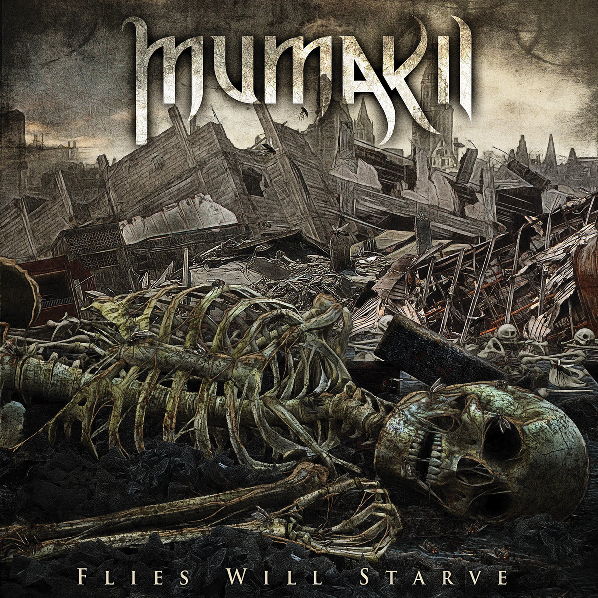 Mumakil - Flies Will Starve (2013)