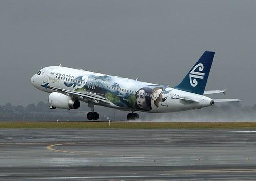 Air New Zealand Arwyn