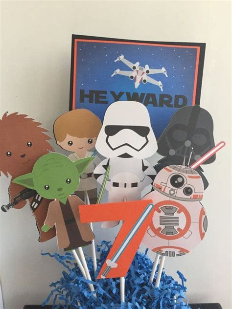 Best 25  Star wars cake toppers ideas on Pinterest   Star