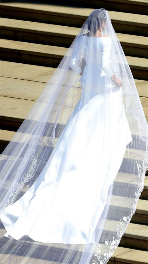 Revealed: Meghan Markle?s Wedding Dress Is by Givenchy