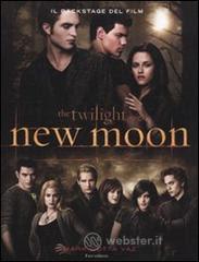 New moon. Il backstage del film