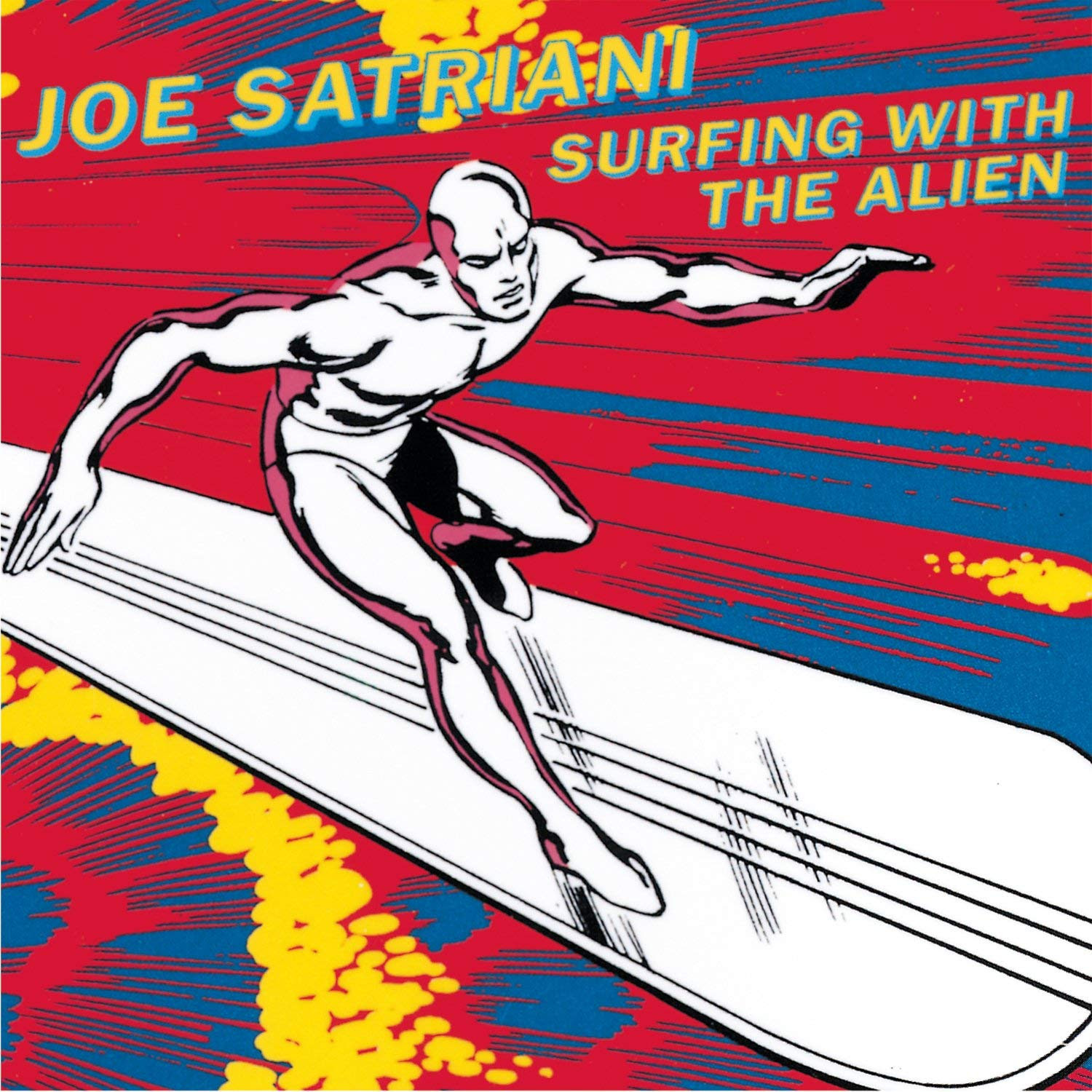 Surfing With The Alien Cover Joe Satriani - Always with me, always with you