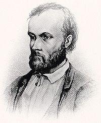 todennäköisesti Albert Edelfeltin 1873 piirtämä kuva
