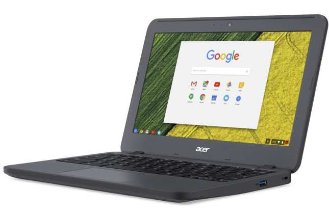 Acer Chromebook 11 N7 is a 'Rugged' Chrome Laptop Meant For Students