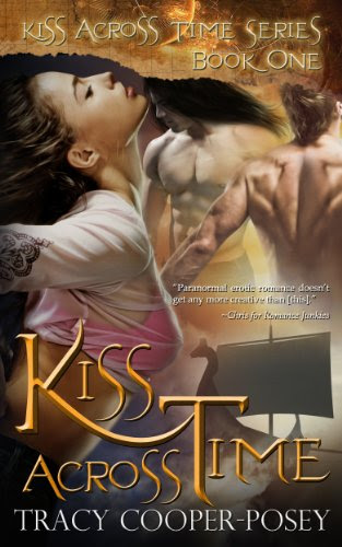 Kiss Across Time (Kiss Across Time Series) by Tracy Cooper-Posey