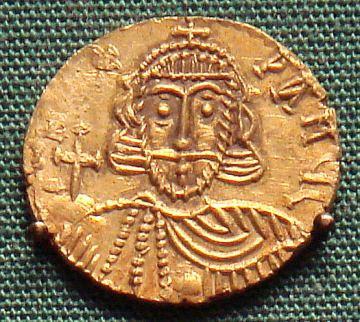 Χρυσός σόλιδος του Λέοντος Γ΄