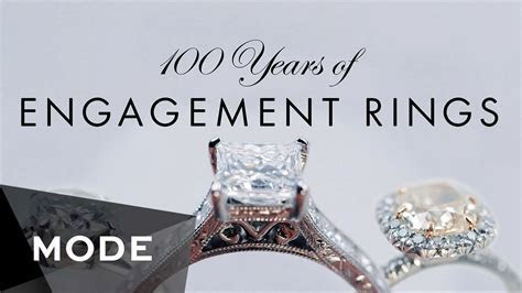 100 Years of Engagement Rings ? Glam.com   YouTube