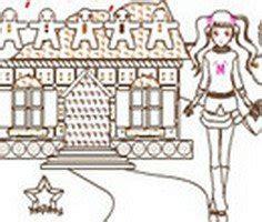 zencefilli coerek evi boyama oyunu oyna zencefilli coerek