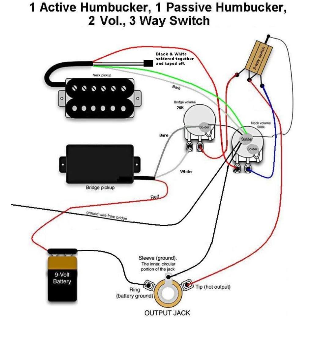 Active Guitar Wiring Schematics 3 Speed Electric Motor Wiring Diagram Begeboy Wiring Diagram Source