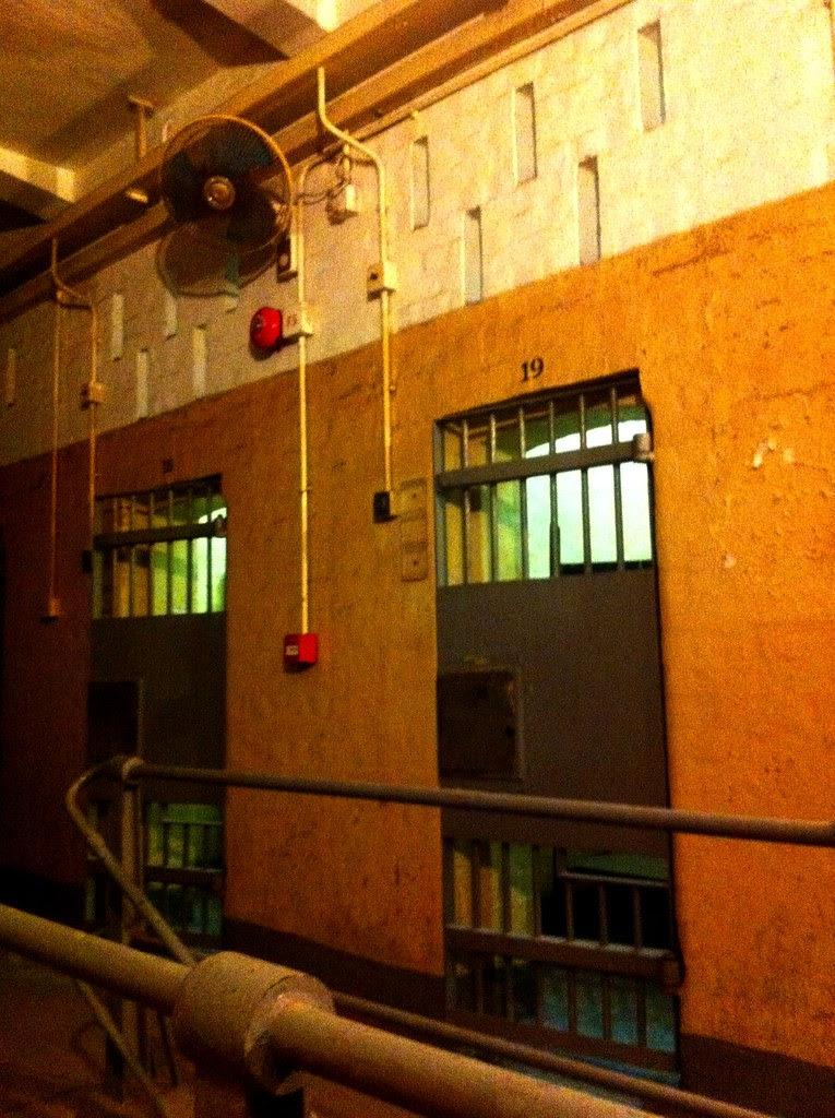 Old Victoria Prison, HK