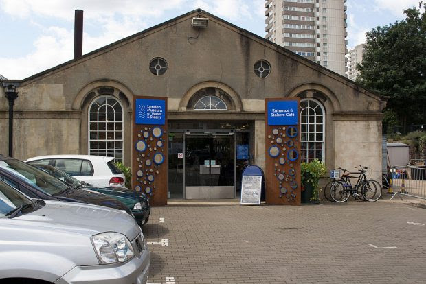 London_Museum_of_Water_&_Steam_entrance