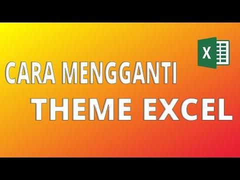 Cara Mengganti Warna Tampilan Microsoft Excel