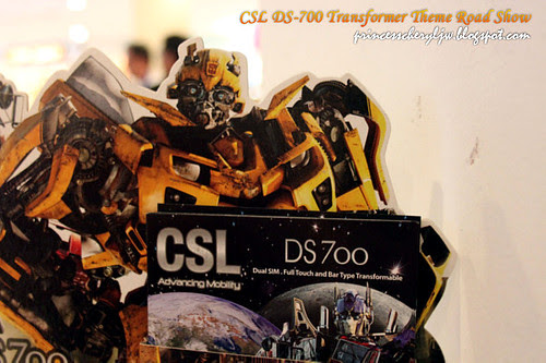 CSL DS700 Launching 05