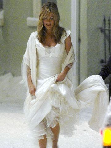 Forget about Angelina Jolie, what wedding dress will