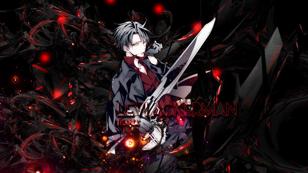 Levi Ackerman Wallpaper Oleh Bijuumodenaruto D7pay0a Shingeki No Kyojin Attack On Titan Foto 41500659 Fanpop