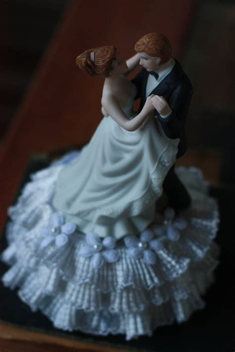 25  best ideas about Vintage cake toppers on Pinterest