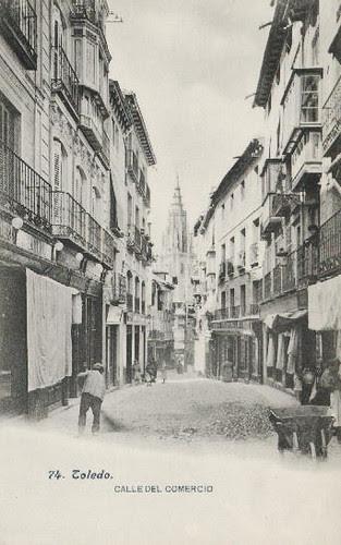 Calle Ancha, Toledo (Foto Lacoste)