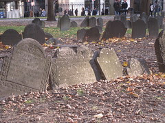 Granary Burying Ground, Boston