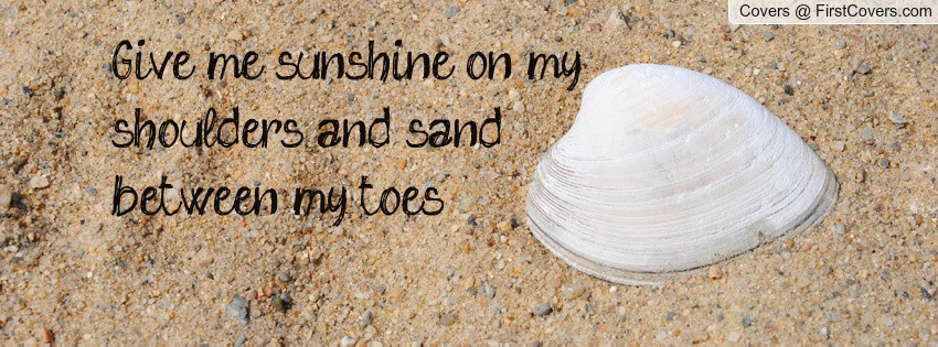 Toes In The Sand Quote Quote Number 675621 Picture Quotes