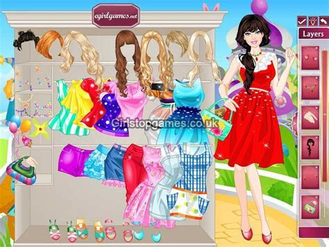 Online Play Barbie at the Water Park Girls Game Free at