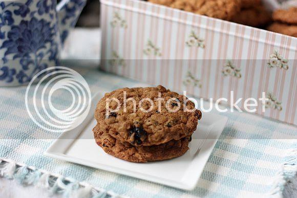 oatmeal cookie 2