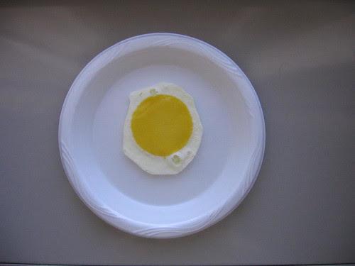 Strange egg