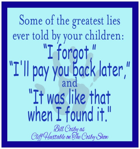 Funny Fathers Day Quotes For Cards By Bill Cosby Faithful Provisions
