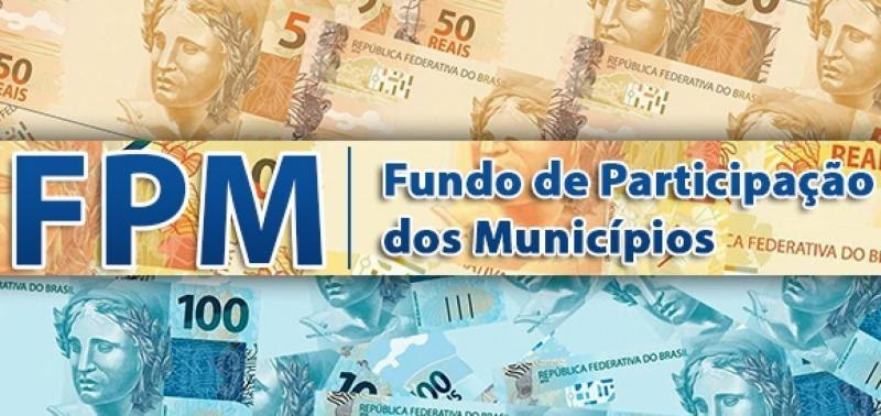Resultado de imagem para Prefeituras do Piauí recebem R$ 103 milhões do FPM