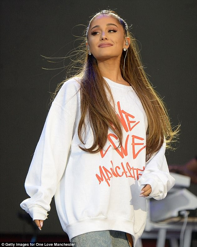 Remembering: One year ago, Ariana's concert was targeted in a terrorist attack, killing 22 people