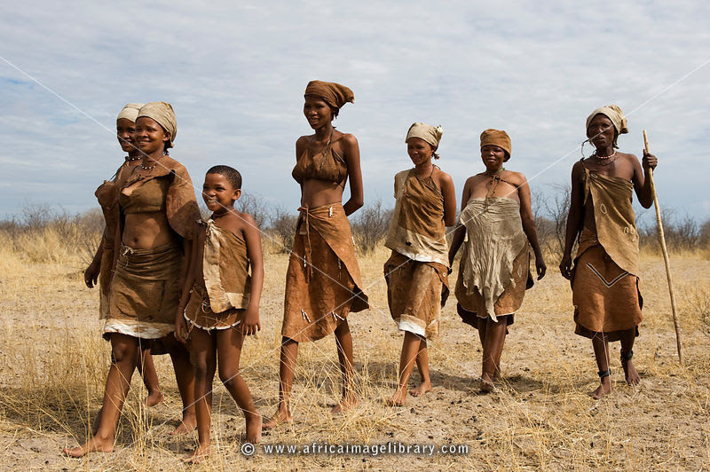 SAN BUSHMEN PEOPLE THE WORLD MOST ANCIENT RACE
