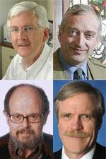 Spencer, Monckton, Christie, Lindzen