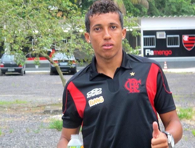 magal flamengo (Foto: Janir Júnior / Globoesporte.com)