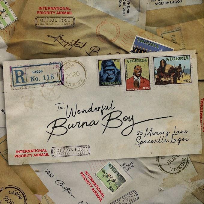 Burna Boy - Wonderful - Single [iTunes Plus AAC M4A]