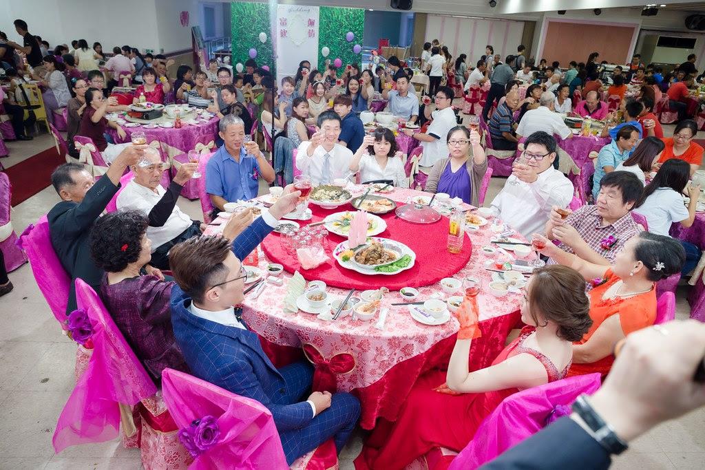 142明園餐廳北斗店婚攝
