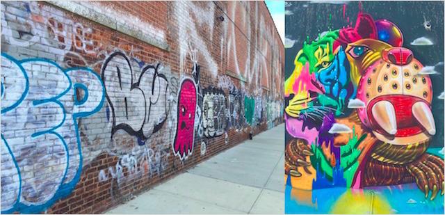 Graffiti Mural Artist