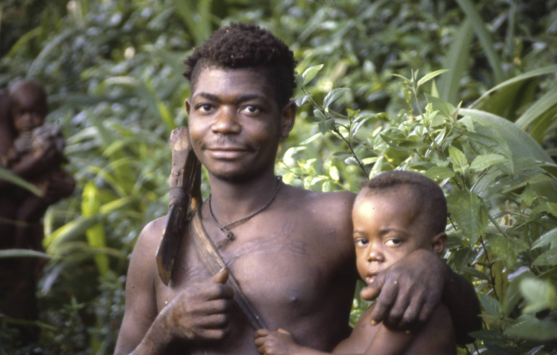 The Aka Pygmies Are Considered To Be Very First Inhabitants Of Central African Republic