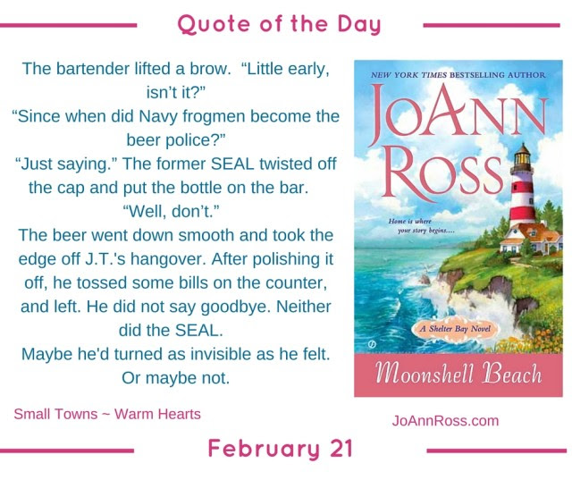 Quote Of The Day Moonshell Beach