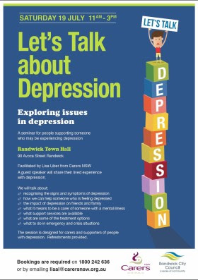 Lets Talk about Depression - The Beast
