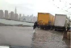 Sandy Hits NY