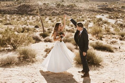 Sacred Sands Wedding in Joshua Tree, CA   Nicole & Brett