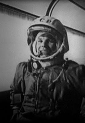 yuri gagarin primo uomo in orbita nello spazio